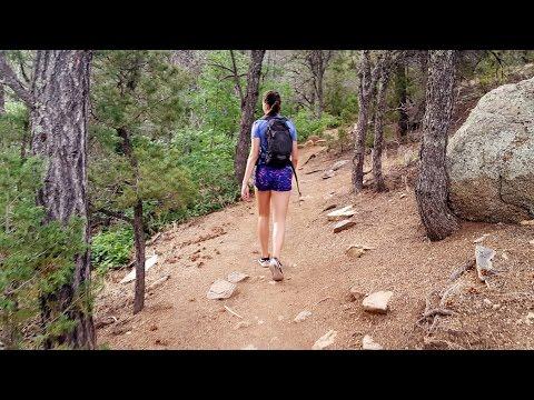 Sandia Hike 2016