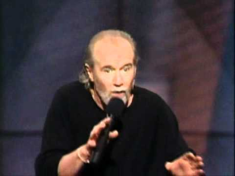 George Carlin - They are only WORDS!