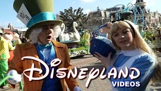 "Spectacle ""La Garden Party de Dingo"" - Disneyland Paris 2015 (complete/HD)"