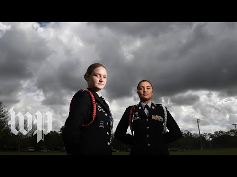 Florida JROTC students share memories of shooting victims