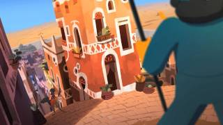 Fur - Animation Short Film 2011 - GOBELINS