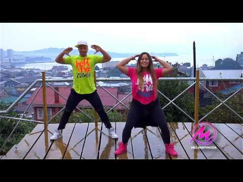 Amor Salvaje (remix) – Dj Liendro – Zumba Choreography – Meli Espinoza -Cristian Gutierrez