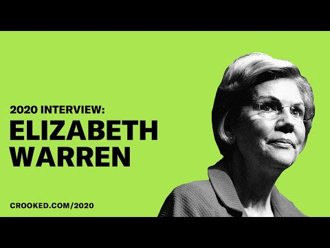 Elizabeth Warren full interview | Pod Save America