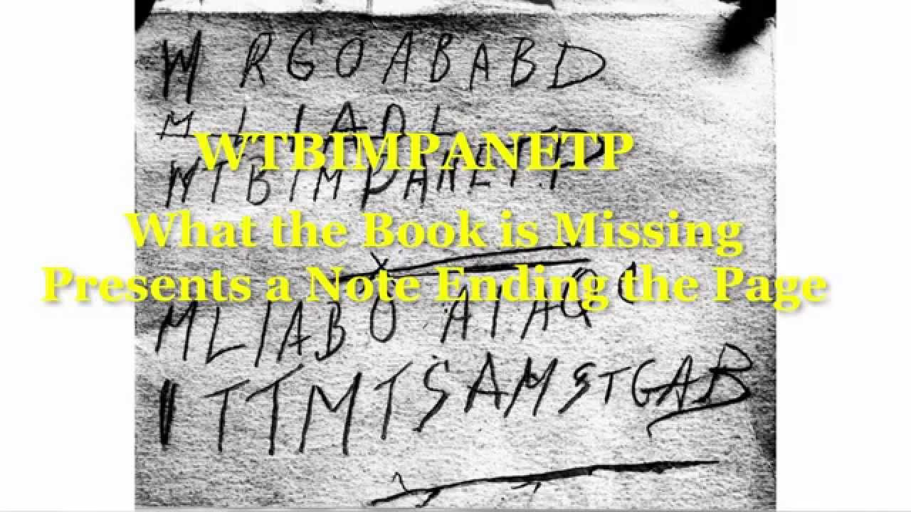 A Place of Brightness: New Proposals on the Tamam Shud Case