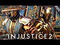 Injustice 2 Online - MORTAL KOMBAT VS DC!