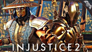 Injustice 2 Online - MORTAL KOMBAT VS DC!