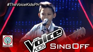 "The Voice Kids Philippines 2015 Sing-Off Performance: ""Cecilia"" by Gian"