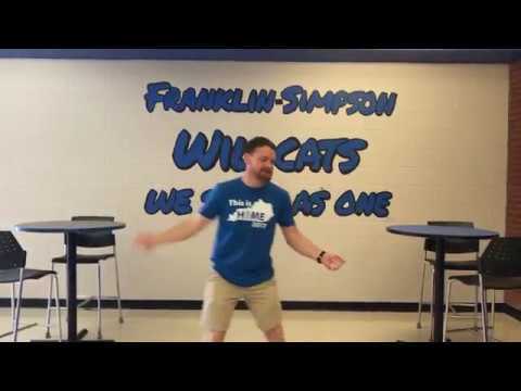 Franklin Simpson High School - Can't Stop this Feeling Parody
