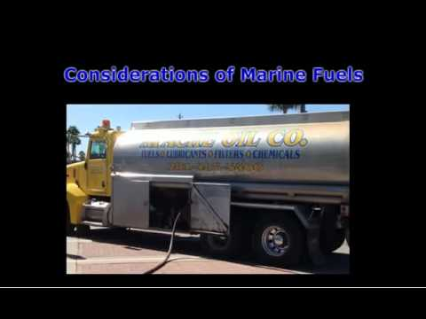 What are Marine Fuels? | Apache Oil Company