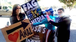 WESTBORO BAPTIST CHURCH TROLLED AND HUMILIATED
