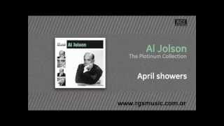 Watch Al Jolson April Showers video
