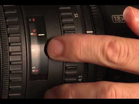 Canon LEGRIA - Video Camera Tips with Toby Oliver clip