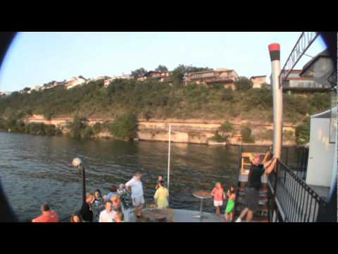 REMAX Austin Associates Merger Party Boat Ride
