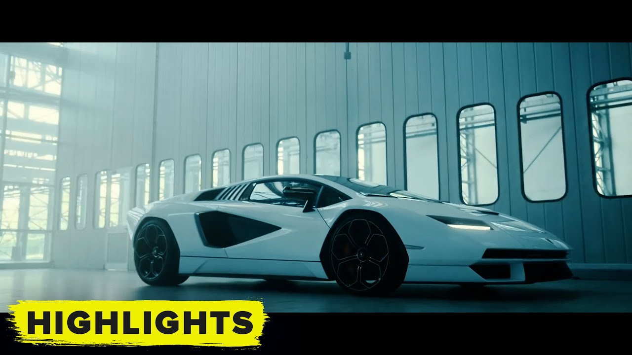 Download The NEW Lamborghini Countach has arrived! (FULL TRAILER REVEAL)