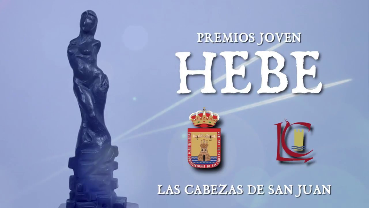 PREMIOS JOVEN HEBE 2018 - YouTube