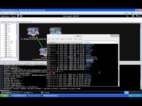 How-to Penetration Testing and Post Exploitation with Armitage and msfconsole