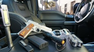 10 Things I Can't Live Without In My Car - Car EDC