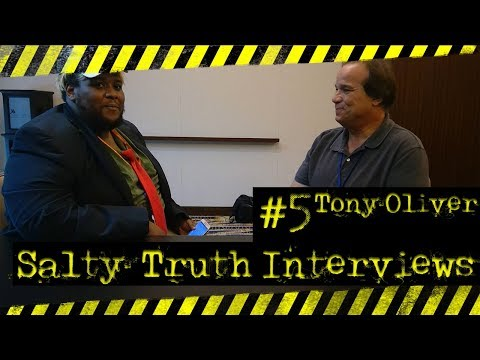 Tony Oliver interview otakon 2017: The Salty Truth