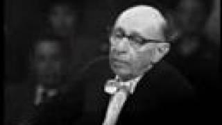Igor Stravinsky conducts The Firebird (L