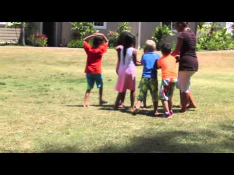 Maui Country Club Summer Sports Camp 2015