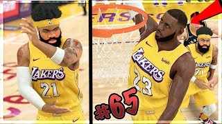 UNBELIEVABLE NBA Record BROKEN!! 60+Points & 50+ Assist! NBA 2k20 MyCAREER Ep.65