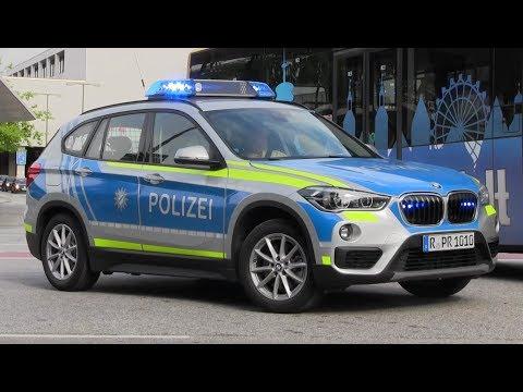 Das neue Design der Polizei Bayern