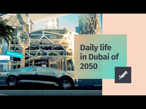 Meet Frey, the Smart City AI of Dubai 2050