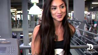 Bakhar Nabieva - HARDCORE Leg Workout