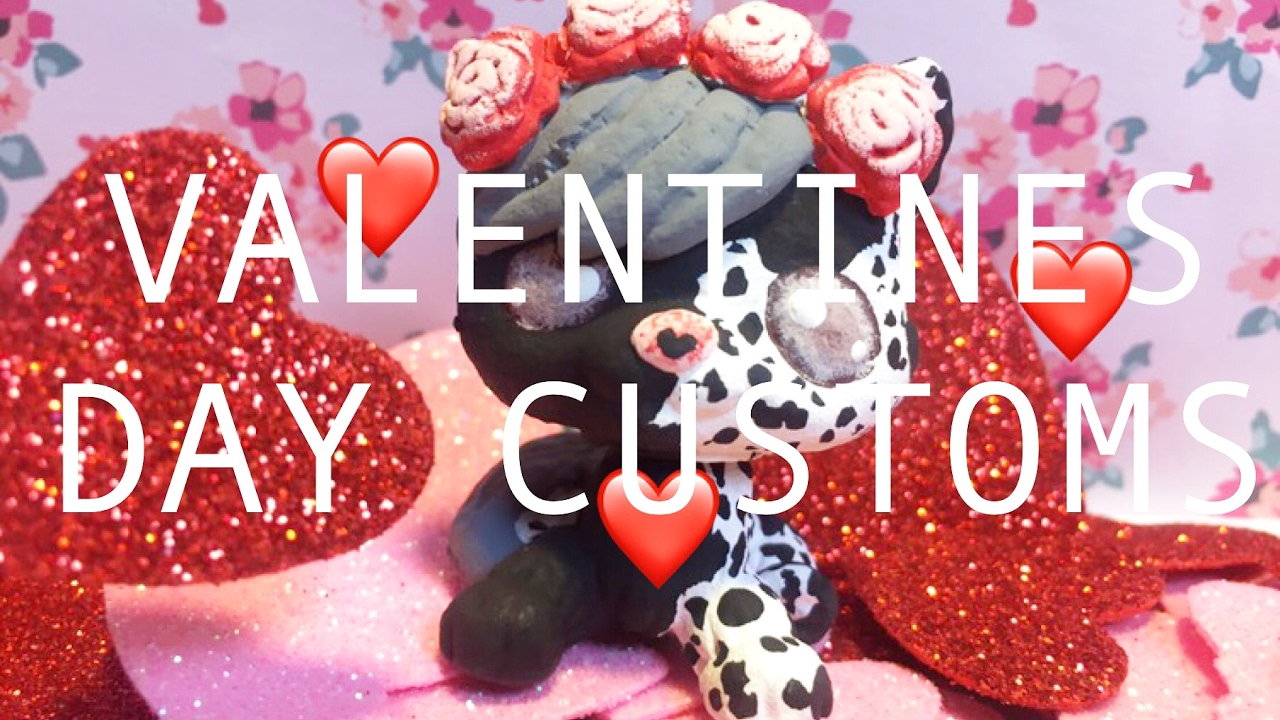 Lps Valentine's Day Customs - YouTube