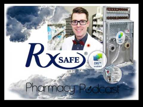 The Medication Adherence Packaging Difference - RxSafe RxASP 20 - Pharmacy Podcast Episode 442