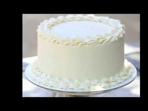 Eggless Vanilla Cake   How To Make Eggless Vanilla Cake At Home