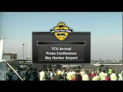 TCU Team Arrival