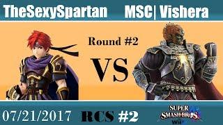 Baixar RCS #2 Smash Wii U Round #2 - TheSexySpartan (Roy, Link, Lucina) vs MSC | Vishera (Ganondorf)