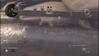 COD WW2 killing the whole team in under 10 seconds