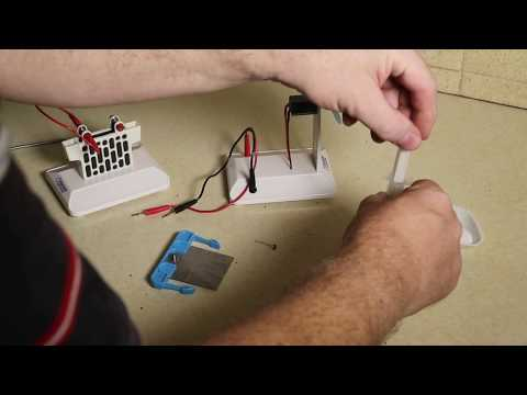 Unboxing The Horizon Salt Water Fuel Cell