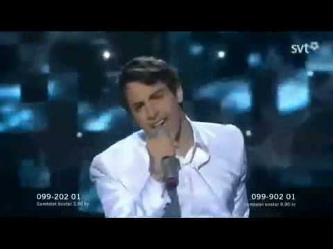 Darin-You're out of my life final (Melodifestivalen 2010)