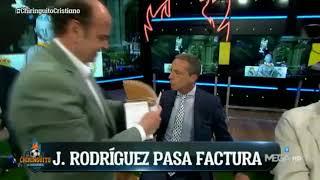 Juanma Rodríguez PASA las FACTURAS del año a Cristóbal Soria