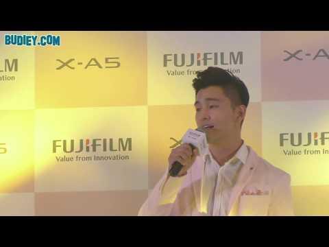 Alvin Chong Nyanyi Lagu PERFECT di Pelancaran Produk FUJIFILM