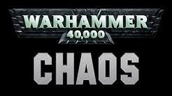 Warhammer 40 000 : Le Chaos - vidéo fluff | Planet Wargame