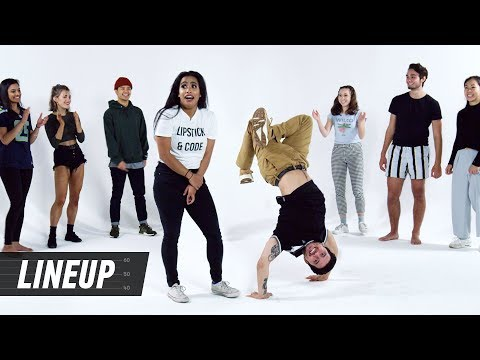 Whos the Best Dancer? | Lineup | Cut