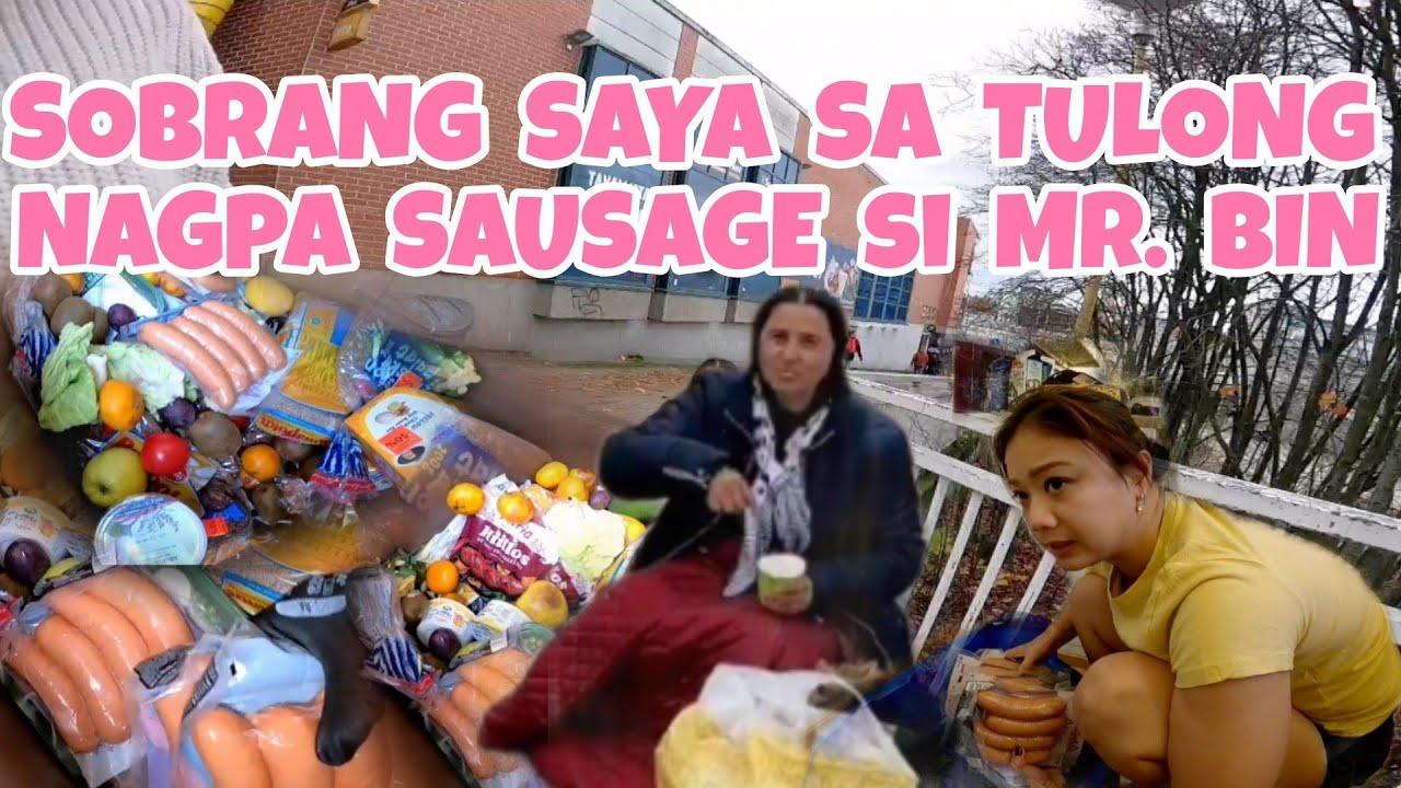 Download JACKPOT TAYO NAPAKARAMING SAUSAGE NA TINAPON | DUMPSTER DIVING | Thai-Finnish Pero Pusong Pinay