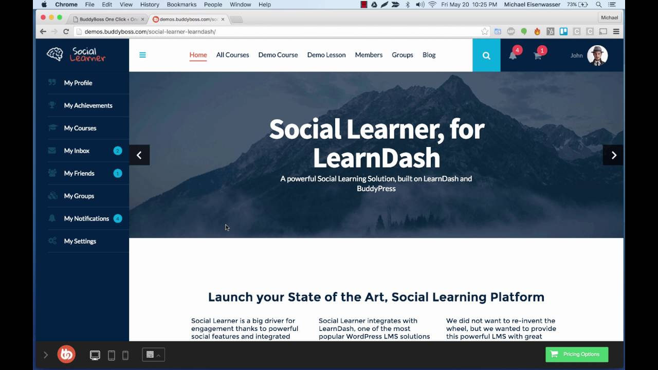 42 Best WordPress Social Networking Themes 2019 (real-time updates