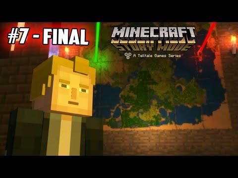 Minecraft Story Mode: Episode 1 - Gameplay en Español (#7) -