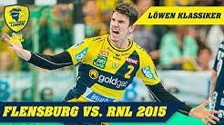 Löwen Klassiker aus der HBL-Saison 2015/16: Flensburg vs. Löwen - unfassbare Parade von Andy Schmid