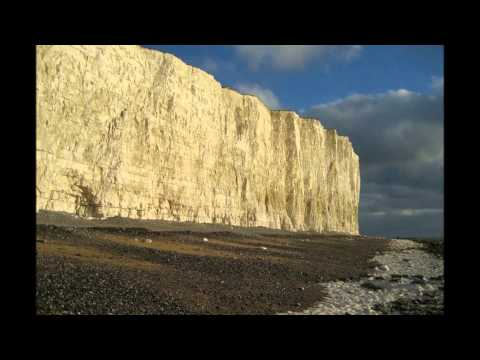The breathtaking white cliffs of Beachy Head & the Seven Sisters HD 2015