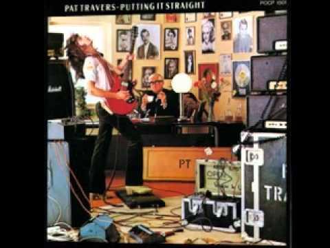 Pat Travers - Putting It Straight - FULL Album (1977)