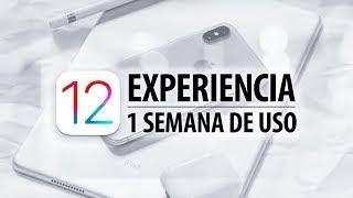 Nuestra experiencia con iOS 12 tras 1 semana de uso