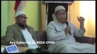Debat Salafi - Aswaja : Isu Bid'ah    Ust Zainal Abidin, Ust Firanda & Ust Idrus Ramli
