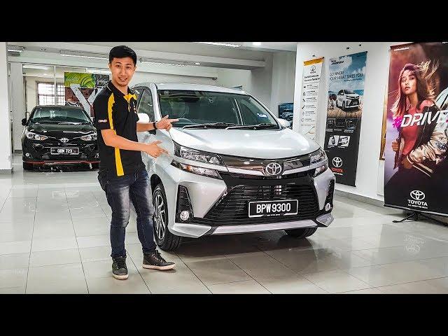 【现场报导】Toyota Avanza 亮相展销处