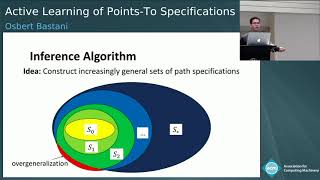 Active Learning of Points-To Specifications